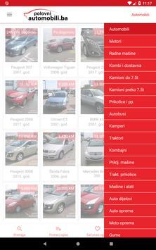 Polovni Automobili BA screenshot 18