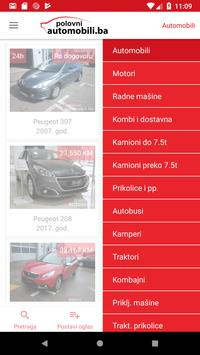 Polovni Automobili BA screenshot 2