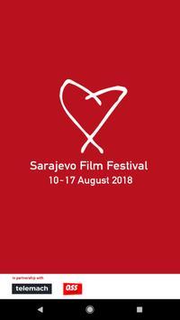 Sarajevo Film Festival  poster