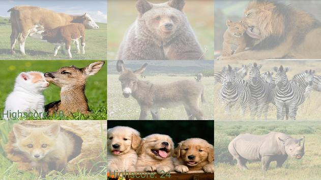 Animals Puzzle Game screenshot 1