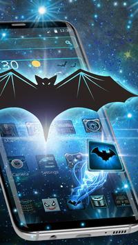 Dark Bat Legend Theme apk screenshot