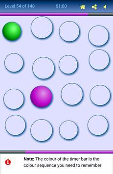 Step No Step Yes (Memory Game) screenshot 2