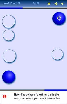 Step No Step Yes (Memory Game) screenshot 3