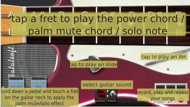 Power guitar HD - chords, guitar solos, palm mute APK Download ...