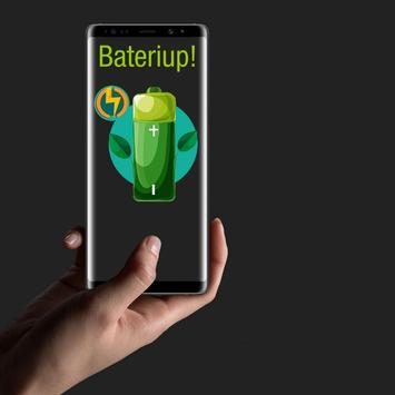 Bateriup! save and optimize your battery  2018 screenshot 5
