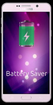 Fast charger battery saver doctor poster