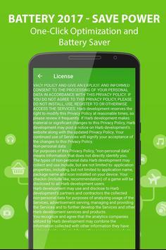 Battery 2017 - Save Power apk screenshot