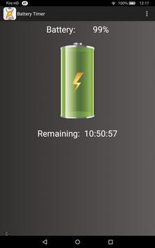 Time of Battery apk screenshot