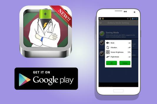 Battery Doctor - Charge Repair apk screenshot