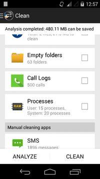 CLEAN - Master Cleaner screenshot 8