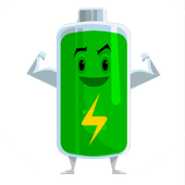 Battery Saver Green Power 2017 icon