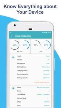 Battery Doctor 2018 - Super Cleaner - Fast Charge screenshot 5
