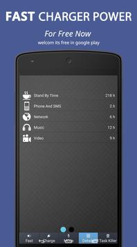 battery fast charging power screenshot 3