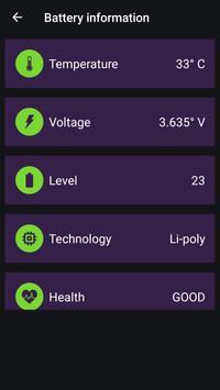 battery Fast Charging & Saving 2018 screenshot 1