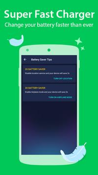 Battery Doctor - Fast Charger 2018 screenshot 3