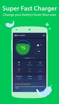 Battery Doctor - Fast Charger 2018 screenshot 4