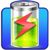Battery Saver Charger Booster icon