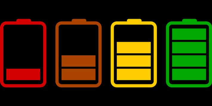 Battery Saving Tips poster