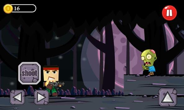Battle Pixel Shooting Gun 3D ROYAL screenshot 2