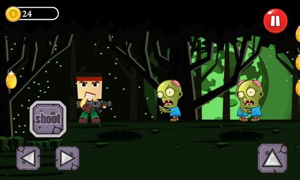 Battle Pixel Shooting Gun 3D ROYAL screenshot 3