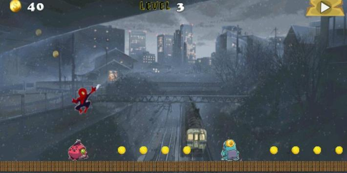 Battle of Amazing Spider apk screenshot