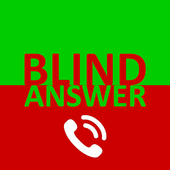 Blind Answer icon