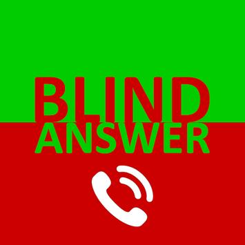 Blind Answer poster