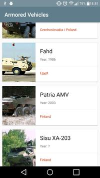 Best Armored Vehicles screenshot 1