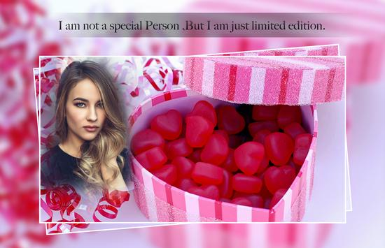 Valentine Day Photo Frames apk screenshot