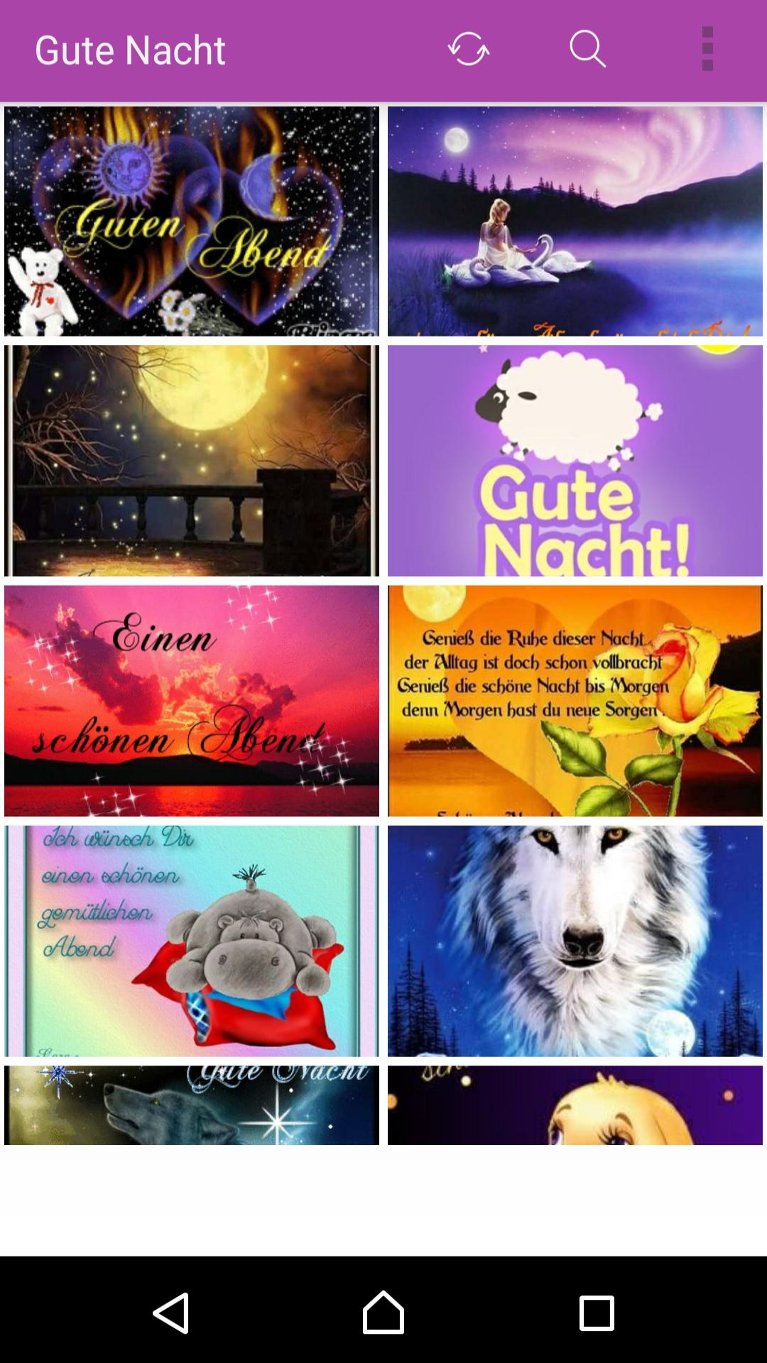 Gute Nacht For Android Apk Download