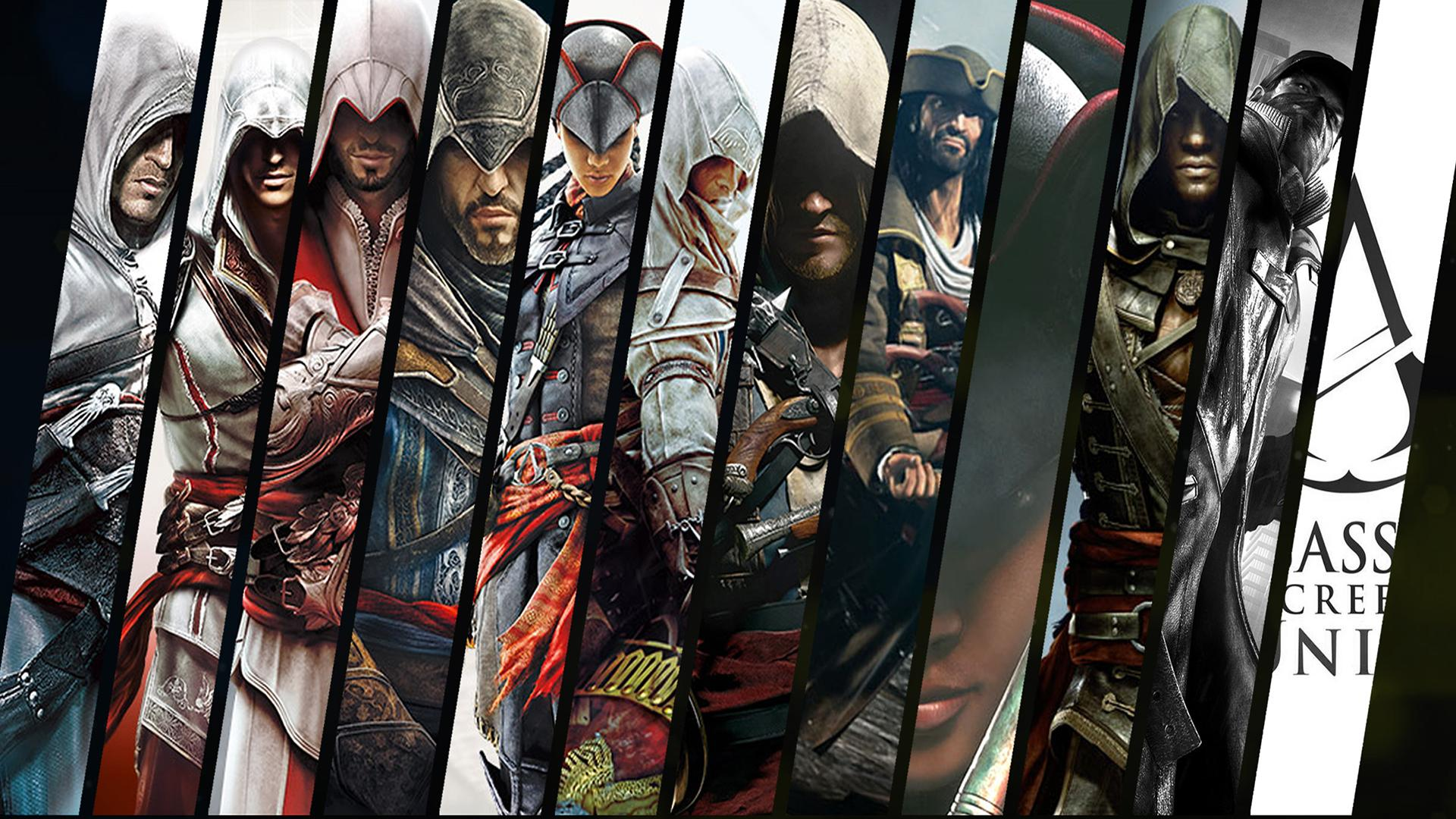 Assassin S Creed Wallpaper For Android Apk Download