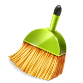 Clean History icon