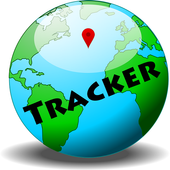 Live GPS mobile phone device fleet Tracker icon