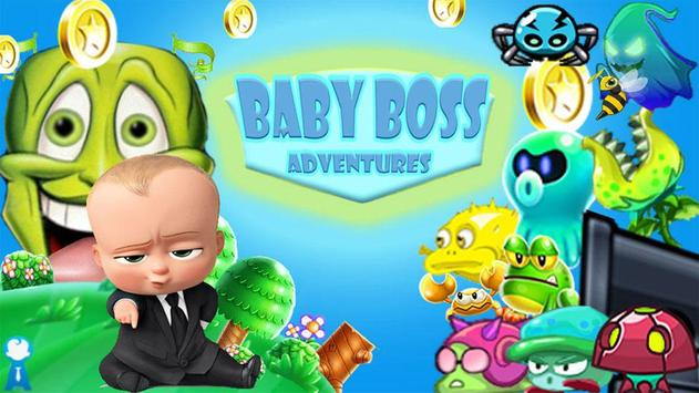 Super Baby - Boss Adventures World poster