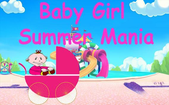 BabyGirl SummerMania poster