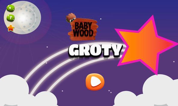 BABY GROOT apk screenshot