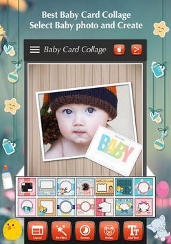 Baby Collage Maker apk screenshot