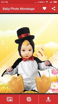 Baby Photo Montage screenshot 5