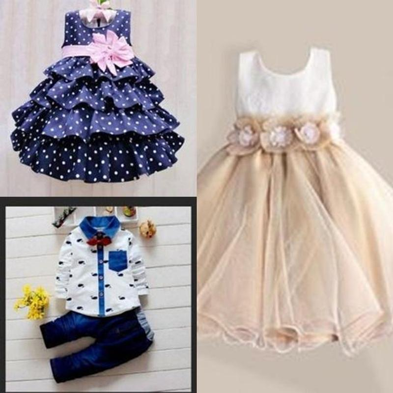 2bd166edb69c stylish baby frocks designs 2018 for Android - APK Download