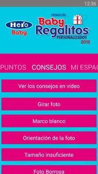 BabyRegalitos 2015 screenshot 2