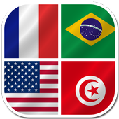 Flags of the World icon