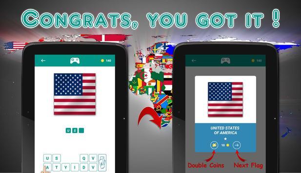 Flags of the World apk screenshot