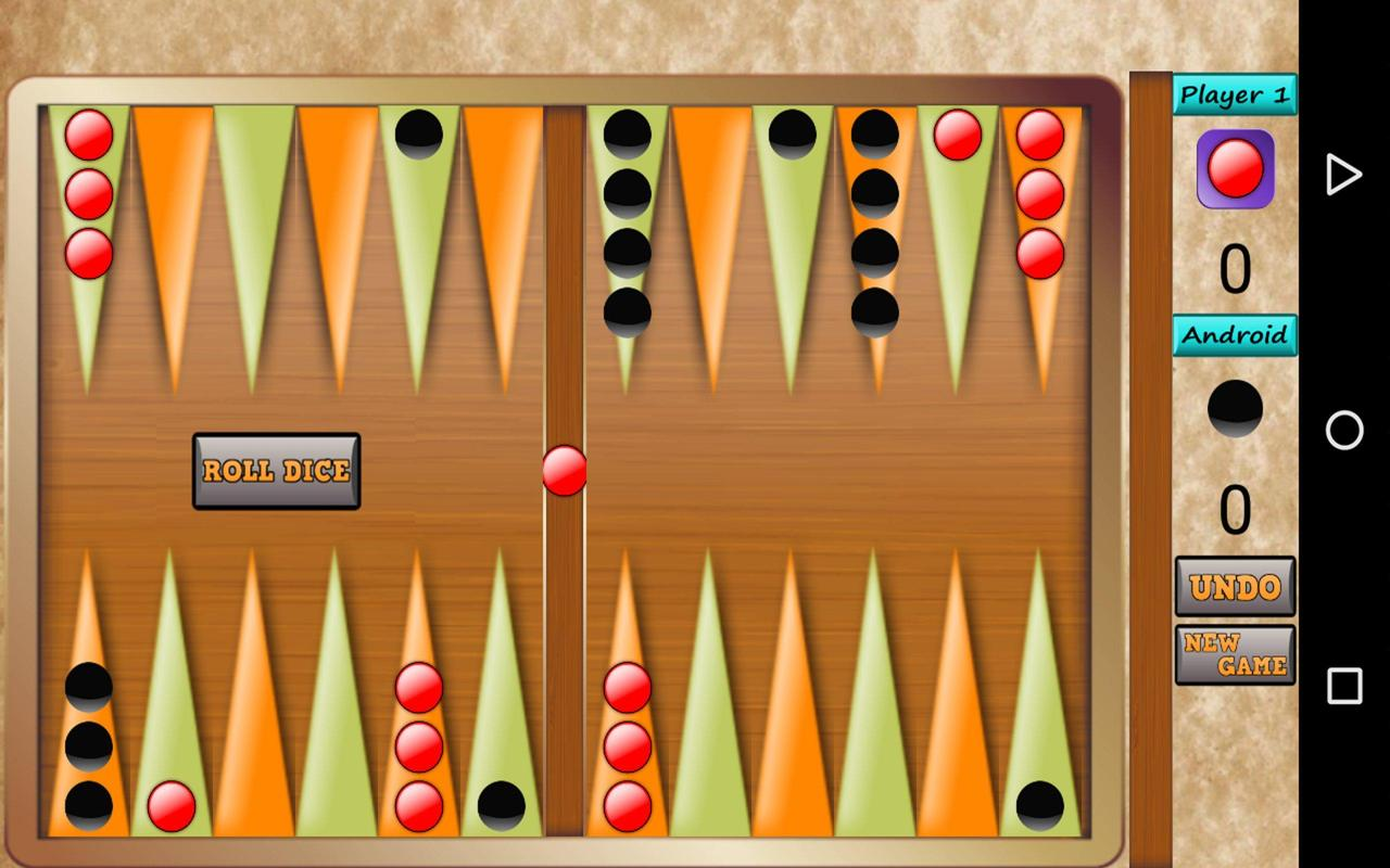 Internet Backgammon