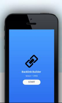 Backlink Builder poster