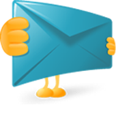 Backup message & call to Email icon