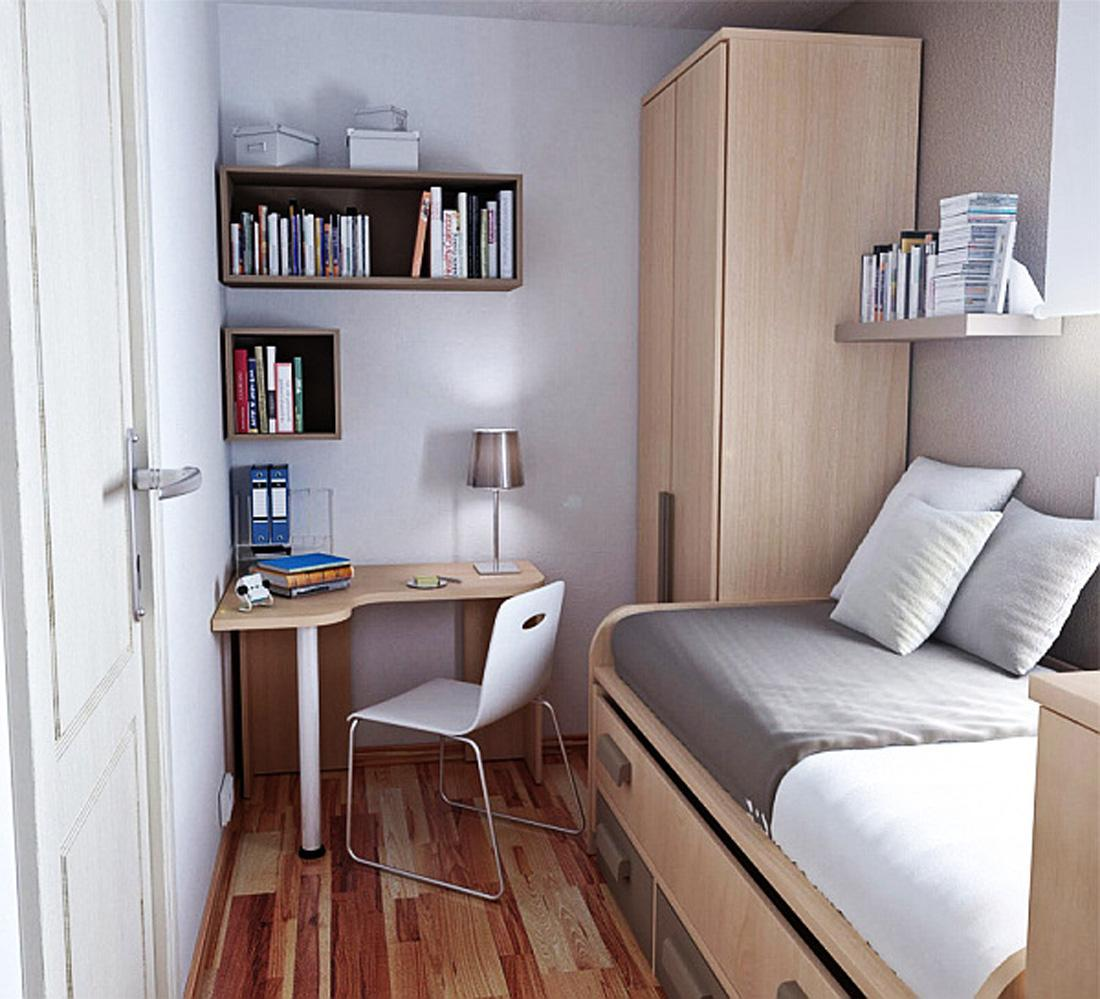 Bedroom Design for Small Rooms for Android - APK Download