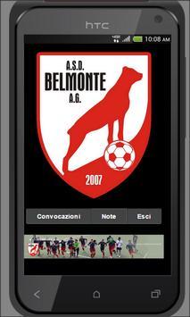 Bacheca Belmonte poster