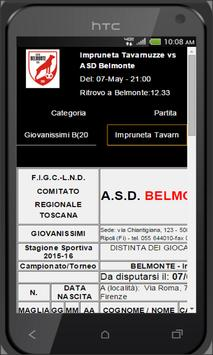 Bacheca Belmonte screenshot 2