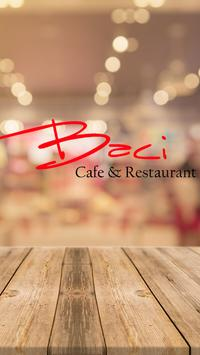 Baci Restaurant and Cafe poster