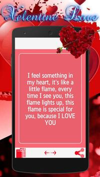 Valentine Love screenshot 1